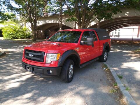 2014 Ford F-150 for sale at Choice Motor Group in Lawrence MA