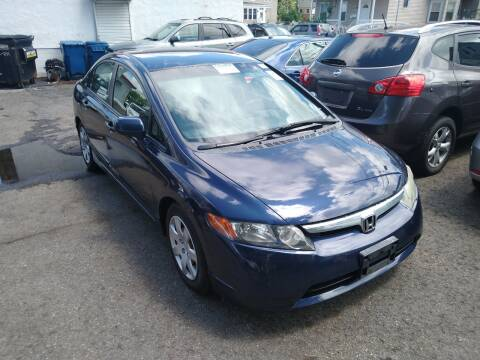 2007 Honda Civic for sale at Choice Motor Group in Lawrence MA