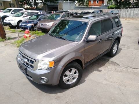 2010 Ford Escape for sale at Choice Motor Group in Lawrence MA