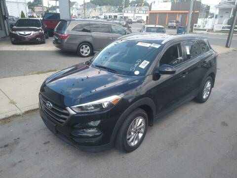 2016 Hyundai Tucson for sale at Choice Motor Group in Lawrence MA
