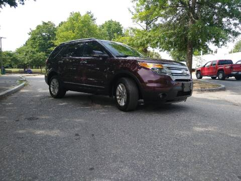 2011 Ford Explorer for sale at Choice Motor Group in Lawrence MA