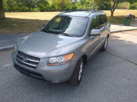 2007 Hyundai Santa Fe for sale at Choice Motor Group in Lawrence MA