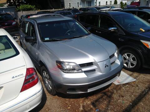 2004 Mitsubishi Outlander for sale at Choice Motor Group in Lawrence MA