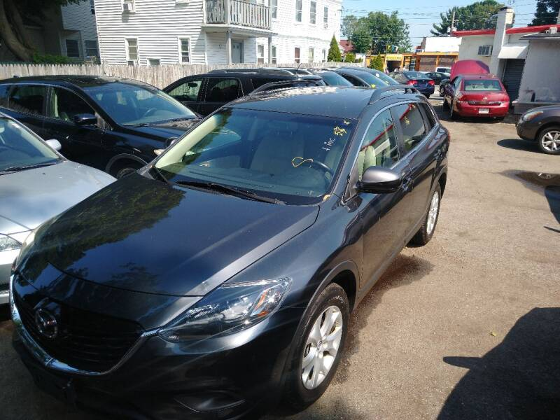 2013 Mazda CX-9 for sale at Choice Motor Group in Lawrence MA