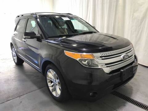 2014 Ford Explorer for sale at Choice Motor Group in Lawrence MA