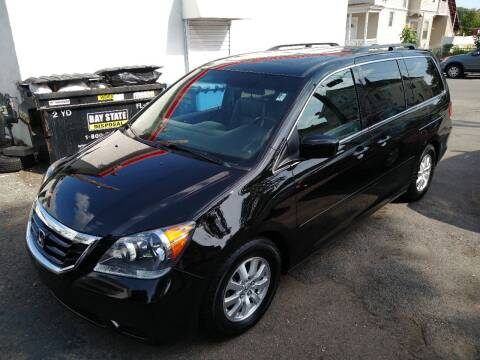 2010 Honda Odyssey for sale at Choice Motor Group in Lawrence MA