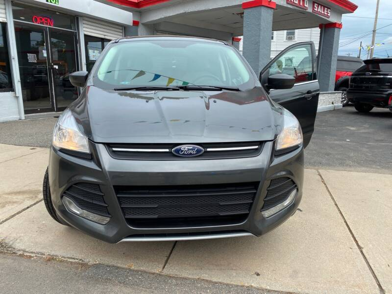 2016 Ford Escape for sale at Choice Motor Group in Lawrence MA