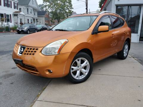 2008 Nissan Rogue for sale at Choice Motor Group in Lawrence MA