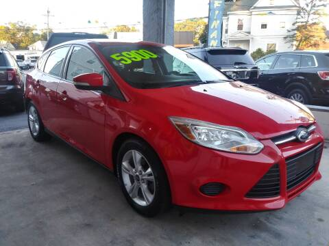 2013 Ford Focus for sale at Choice Motor Group in Lawrence MA