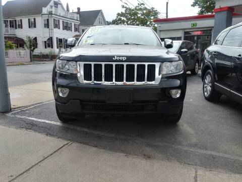 2013 Jeep Grand Cherokee for sale at Choice Motor Group in Lawrence MA