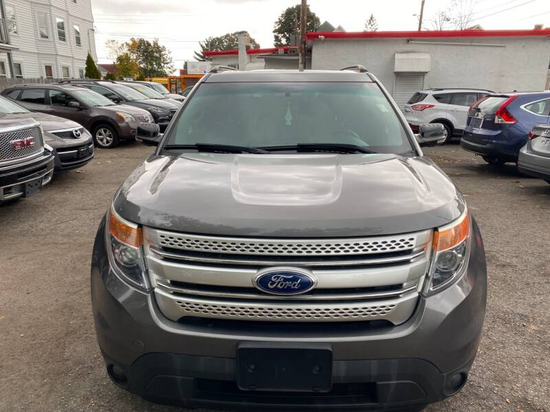 2013 Ford Explorer for sale at Choice Motor Group in Lawrence MA