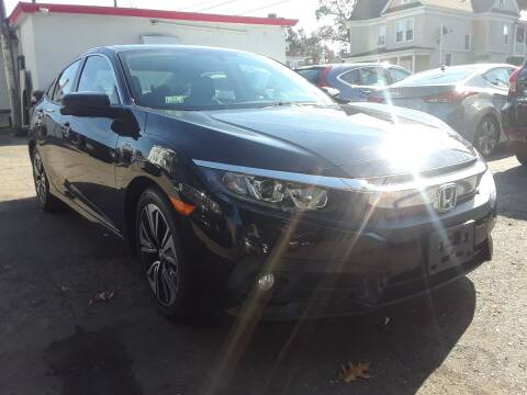 2017 Honda Civic for sale at Choice Motor Group in Lawrence MA