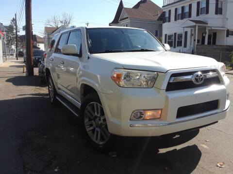 2011 Toyota 4Runner for sale at Choice Motor Group in Lawrence MA