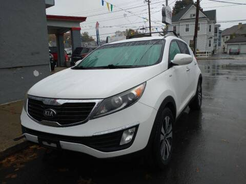 2013 Kia Sportage for sale at Choice Motor Group in Lawrence MA