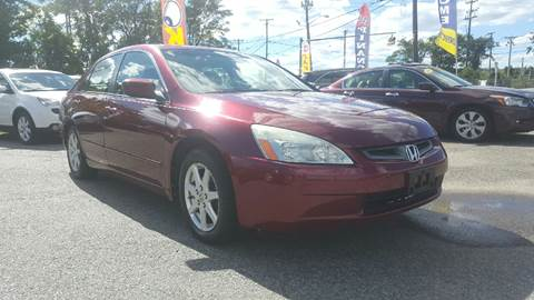 2003 Honda Accord for sale in Lawrence, MA