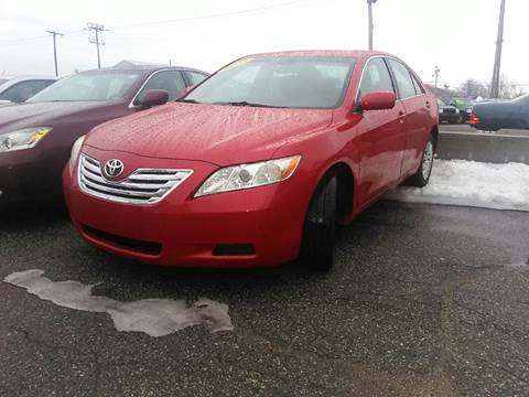 2008 Toyota Camry for sale in Lawrence, MA