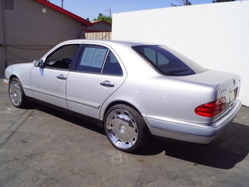 1999 Mercedes-Benz E-Class AWD E 320 4MATIC 4dr Sedan - Gilroy CA