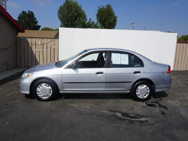 2005 Honda Civic Value Package 4dr Sedan - Gilroy CA