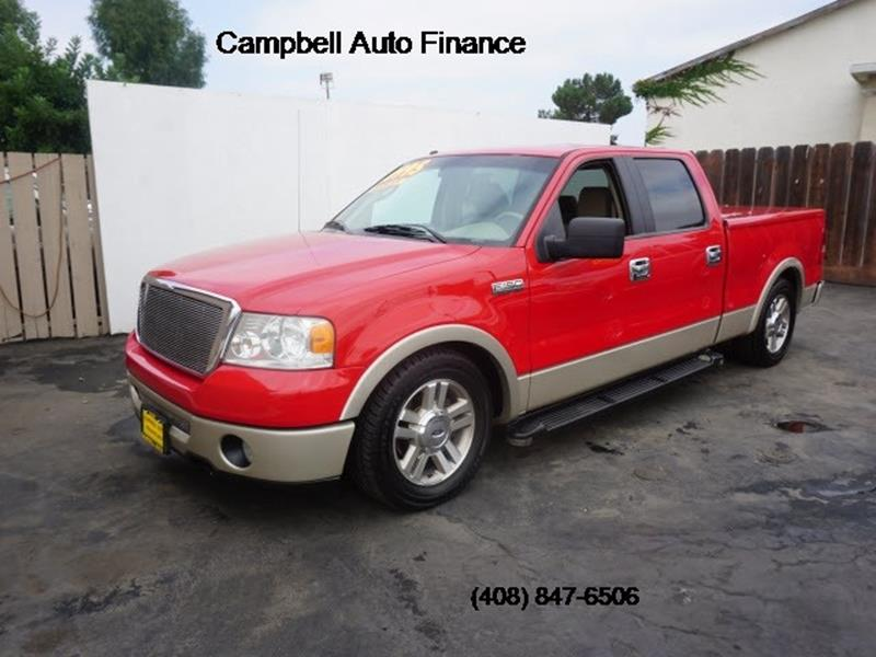 2007 Ford F-150 Lariat - Gilroy CA