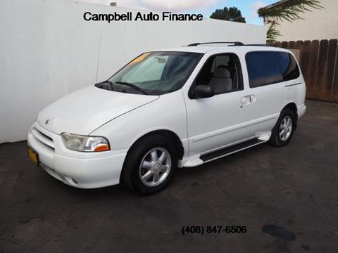 2002 Nissan Quest for sale in Gilroy, CA