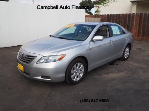 2007 Toyota Camry Hybrid for sale in Gilroy, CA
