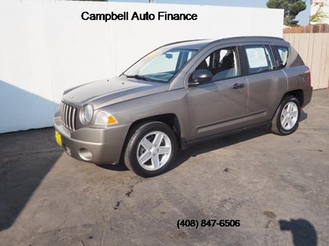 2008 Jeep Compass for sale in Gilroy, CA