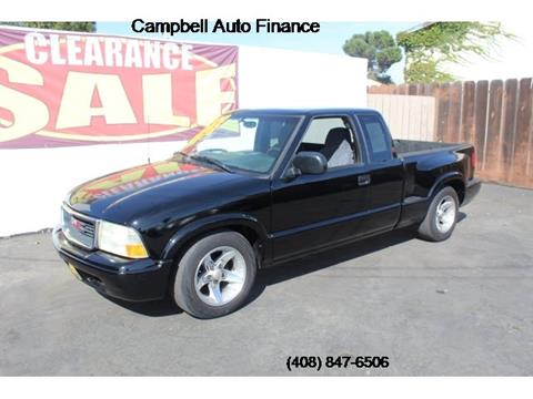 2002 GMC Sonoma for sale in Gilroy, CA
