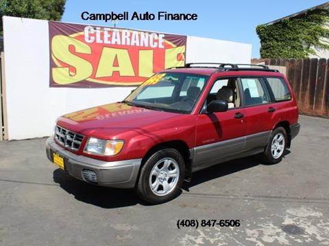 1999 Subaru Forester for sale in Gilroy, CA