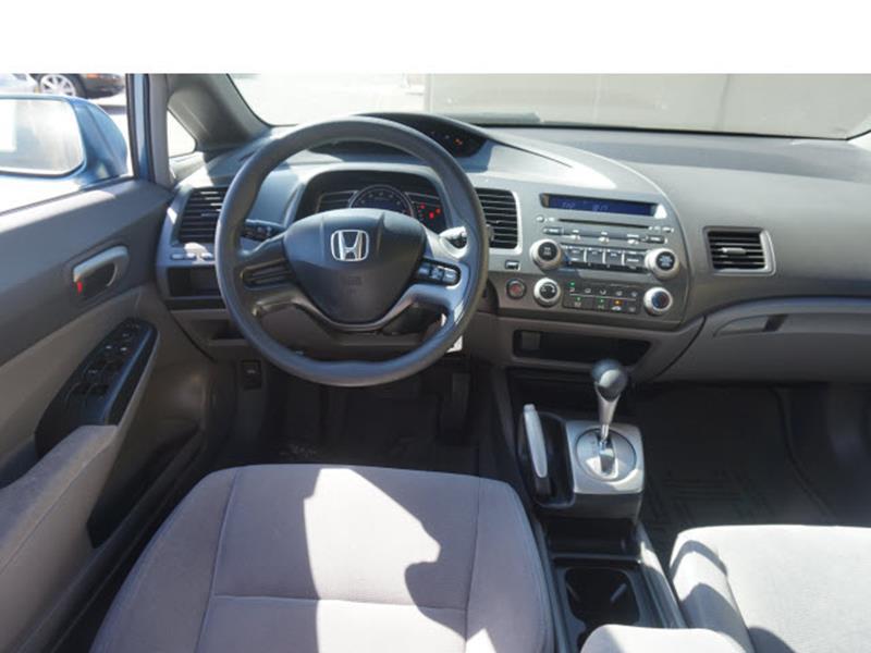 2006 Honda Civic LX 4dr Sedan w/automatic - Gilroy CA