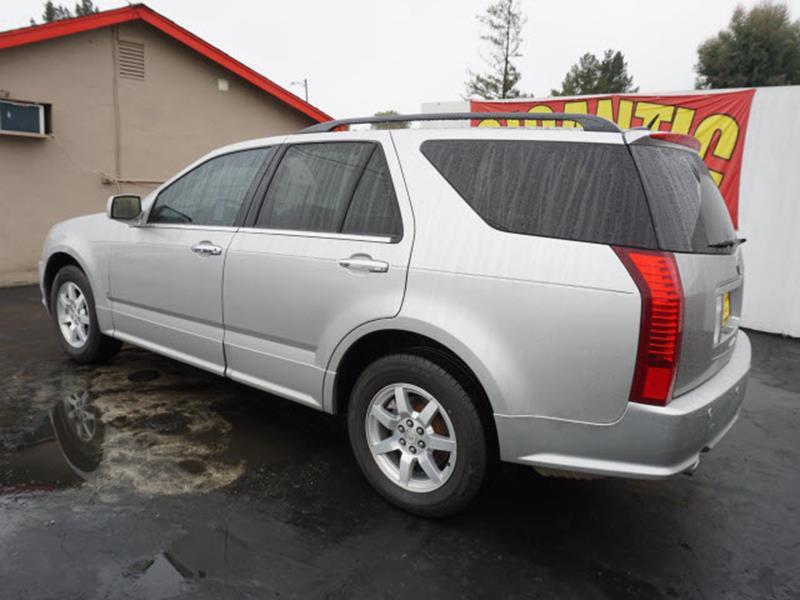 2006 Cadillac SRX  - Gilroy CA
