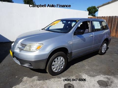 2005 Mitsubishi Outlander for sale in Gilroy, CA