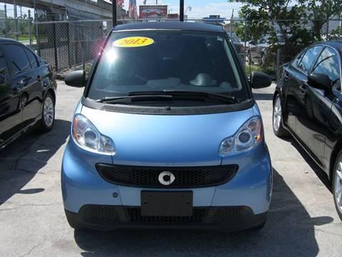 2013 Smart fortwo for sale in Miami, FL