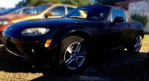 2006 Mazda MX-5 Miata for sale in Malakoff, TX