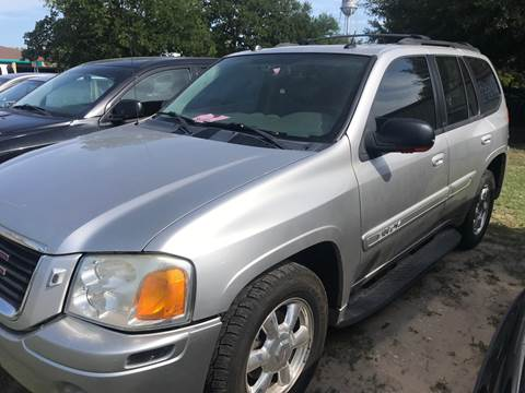 2005 GMC Envoy for sale in Malakoff, TX