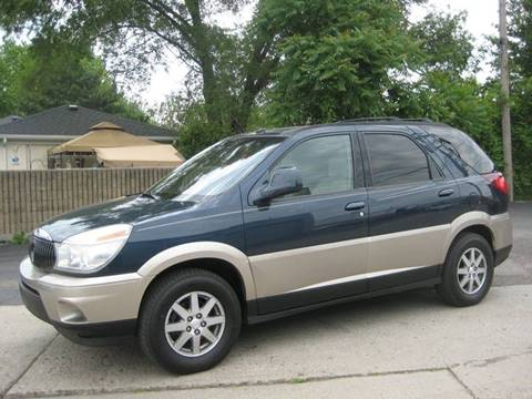 2004 Buick Rendezvous for sale in Eastpointe MI