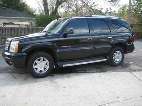2006 Cadillac Escalade for sale in Eastpointe MI