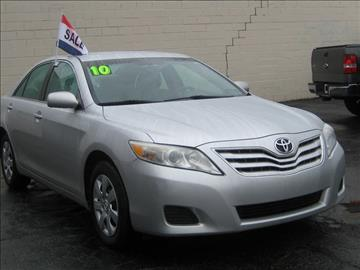 2010 Toyota Camry for sale in Eastpointe, MI