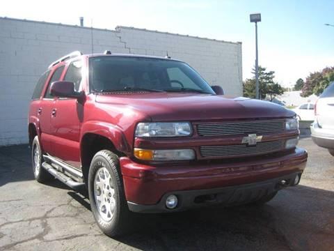 2004 Chevrolet Tahoe for sale in Eastpointe, MI