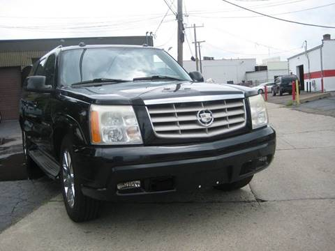 2005 Cadillac Escalade ESV for sale in Eastpointe, MI