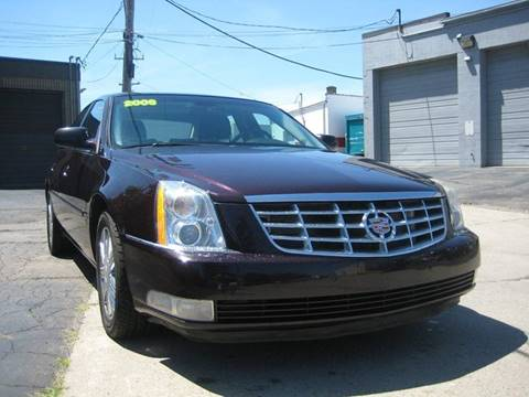 2008 Cadillac DTS for sale in Eastpointe MI