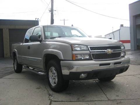 2007 Chevrolet Silverado 1500 Classic for sale in Eastpointe MI