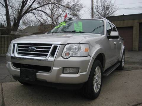 2007 ford explorer sport trac for sale in eastpointe mi - Ford Explorer Sport Trac
