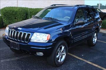 2002 Jeep Grand Cherokee for sale in Montgomery, IL