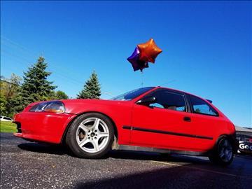1997 Honda Civic for sale in Montgomery, IL
