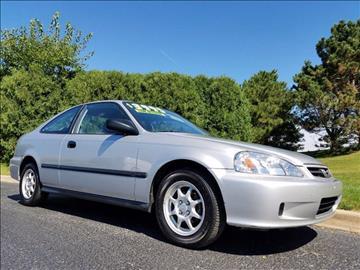 1999 Honda Civic for sale in Montgomery, IL