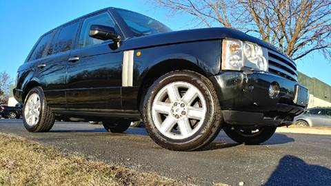 2005 Land Rover Range Rover for sale in Montgomery, IL