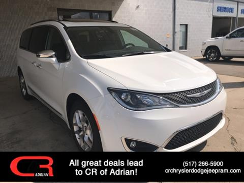 2020 Chrysler Pacifica for sale in Adrian, MI