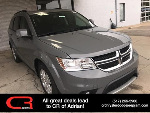 2019 Dodge Journey for sale in Adrian, MI