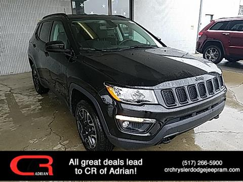 2019 Jeep Compass for sale in Adrian, MI
