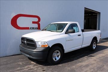 2012 RAM Ram Pickup 1500 for sale in Adrian, MI